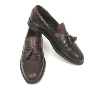 Florsheim Royal Imperial Slip On w/ Tassle  Shoes
